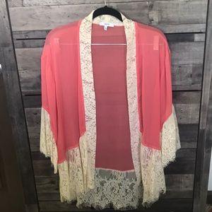 Celesta kimono